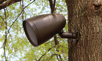 Outdoor TV's & Speakers 9